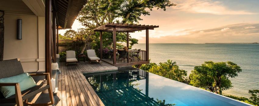 Four Seasons Jimbaran Bay, Bali, Indonesia