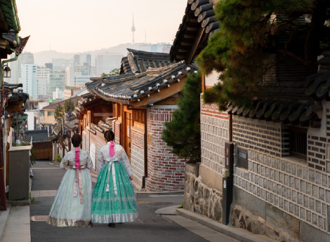 5D4N Gangwon-do and Seoul (Private Tour)