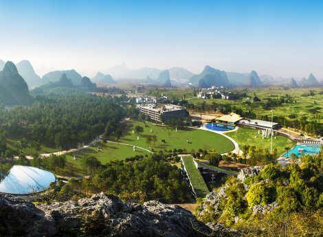 Club Med 4D3N Guilin China