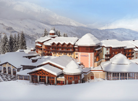 8D7N Club Med Valmorel, France