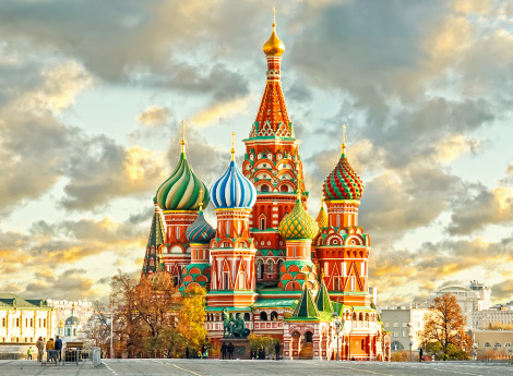 Luxury Gold 8D Remarkable Russia