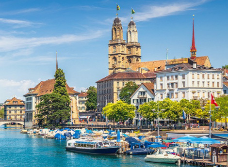 Uniworld Cruise & Rail: 14D Milan, Venice & The Swiss Alps